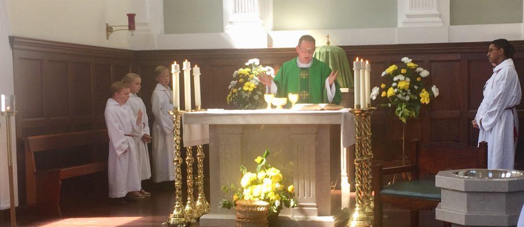 Father Kieren Mullarkey