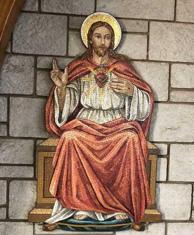 Jesus st monicas church