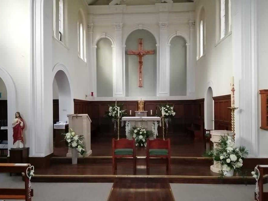 English Martyrs RC Church, Urmston